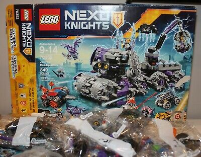 Lego Nexo Knights 70352 Jestro's Headquarters - open box, sealed contents