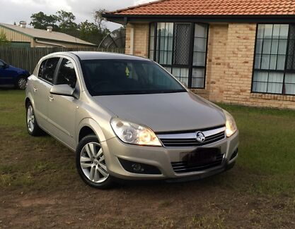2008 HOLDEN Astra AH CDX (Rego&RWC) Warner Pine Rivers Area Preview