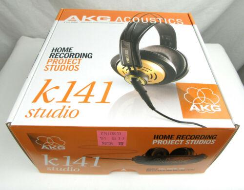 AKG K141 Studio Headphones - New Old Stock, Free Shipping