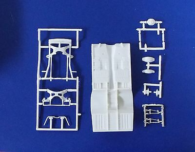 New AMT 70' Dodge Pro Street, Tubbed Chassis and Suspension 1:25 st075