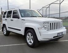 2012 Jeep Cherokee Wagon Yarraville Maribyrnong Area Preview