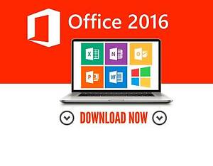 MS Office 2016 for Windows - Genuine Original Full License Adelaide CBD Adelaide City Preview