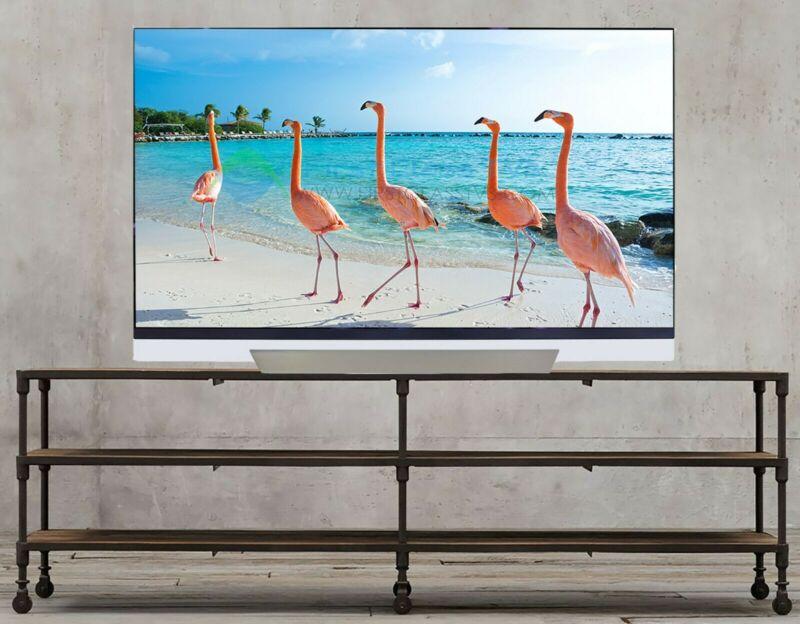 """LG OLED65E8P 65"""" 4K HDR Smart AI OLED TV w/ ThinQ - 65"""" Class - OLED65E8PUA"""