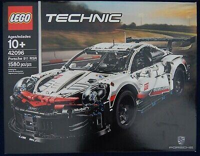 Lego Porsche 911 RSR - Lego Technic - Lego 42096 New in Sealed Box