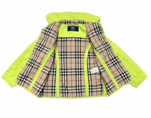 Burberry 10 YEARS KIDS Nova Check quilted jacket