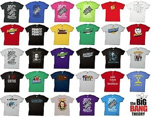 Big-Bang-Theory-Choose-Officially-Licensed-T-shirt-Bazinga-Sheldon-Kitty-S-3XL