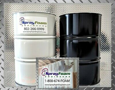 Open Cellclosed Cell Available-spray Foam Insulation Barrel Sets