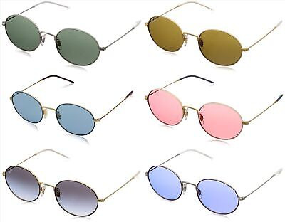 Ray Ban RB3594 Beat Oval Sunglasses - Choice of Color Ray Ban Color