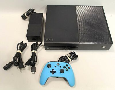 Microsoft Xbox One 500GB Console System - Black TESTED Model 1540 - Fair Cond.