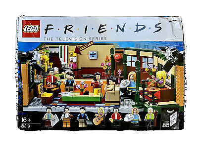 LEGO Friends Central Perk LEGO Ideas (21319) Everything Inside Is Brand New