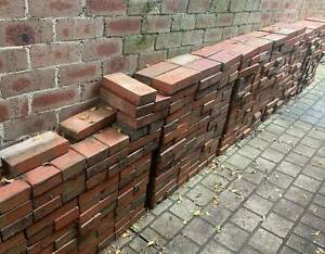 Recycled terracotta pool pavers