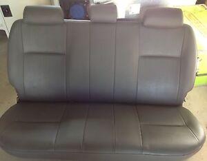 2011 Hilux rear seat Cairns Cairns City Preview
