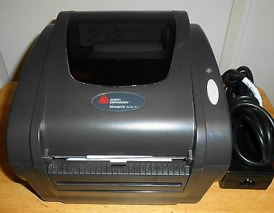 Avery Dennison Monarch 9416xl Pos Barcode Thermal Label Printer - Usbparserial