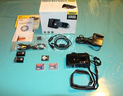 Appareil photo numérique Nikon Coolpix 4500