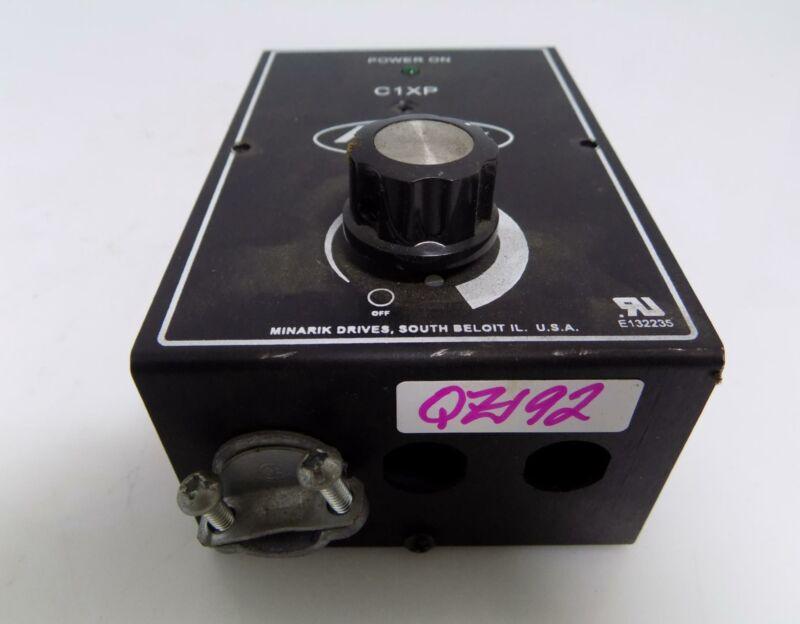 MINARIK DC DRIVE C1XP03-115AC-A