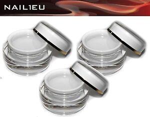 Studioline-gel-per-Unghie-Set-3x30ml-RICOSTRUZIONE-ADESIVO-INDURENTE