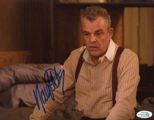"""Danny Huston """"American Horror Story"""" AUTOGRAPH Signed 'The Axeman' 8x10 Photo B"""