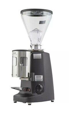New Mazzer Luigi Super Jolly Espresso Grinder Doser 64mm Burrs