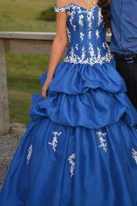Size 8-10 Ball gown, Deb dress, Dance, Formal, Wedding Sebastopol Ballarat City Preview