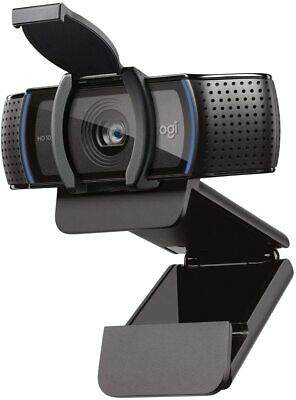 Logitech C920s Webcam Pro HD 1080p Webcam with Privacy Shutter - IN HAND