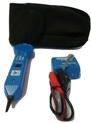 Ideal Tone Generator And Amplifier Probe 62-100 And 62-104