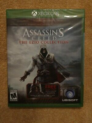 Assassin's Creed: The Ezio Collection (Xbox One) NIB NEW Sealed - SHIPS FAST!