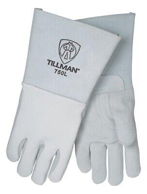 Tillman 750 Elkskin Stick Welding Gloves S - 2x
