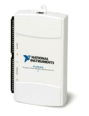 New - National Instruments Usb-6210 Data Acquisition Card Ni Daq Multifunction