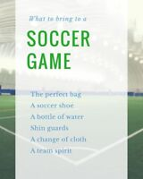 Soccer players Wanted