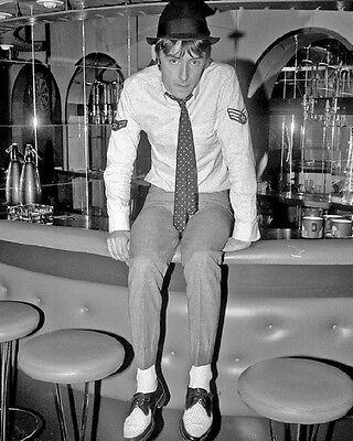 """Paul Weller The Jam Mods 10"""" x 8"""" Photograph no 2"""