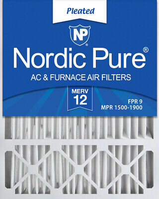 Nordic Pure 20x25x4/20x25x5  Honeywell FC100A1037 Replacemen