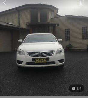 2010 Toyota aurion Forster Great Lakes Area Preview