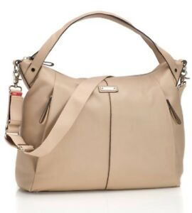 Nappy Change Bag in Almond by Storksak