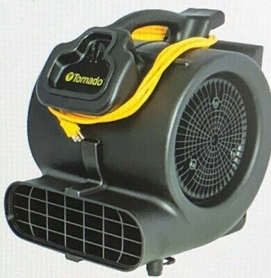 Tornado Windshear Storm Blower Fan Floor Dryer Air Mover 98772mw