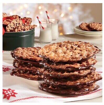 Trader Joe's Lacey's Milk Chocolate Macadamia Nut Cookies. 8 oz. Milk Chocolate Cookies