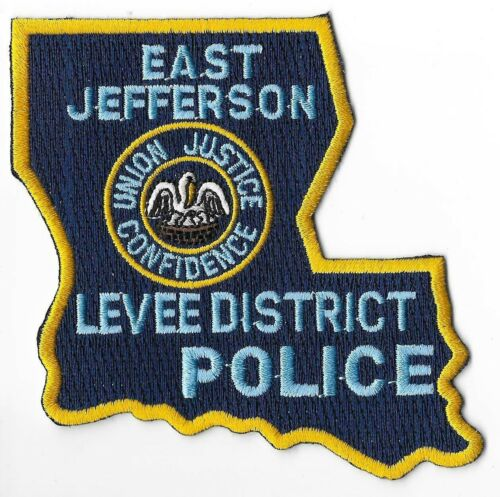 Levee District East Jefferson Police, Louisiana Shoulder Patch