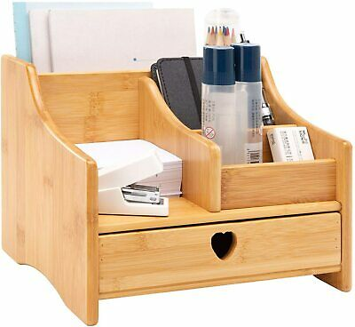 Desk Organizer And Accessories Office Desktop Organizers Storage With Drawer