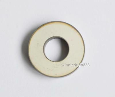 2pcs 41.5khz Ultrasonic Piezoelectric Transducer Element Ceramic Ring 38155