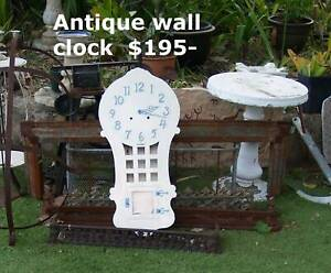 Antique Wall Clock ,  other clocks and gift Ideas From $20 to 350 Martin Gosnells Area Preview