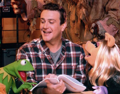 Jason Segel Signed Autograph 8x10 Photo How I Met Your Mother The Muppets COA VD