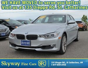 2015 BMW 328I X-Drive  NAVI/PANORAMIC ROOF