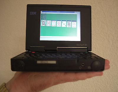 IBM PalmTop PC-110 legendary UMPC from Japan Subnotebook Thinkpad