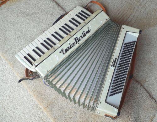 Enrico Bertini Piano Accordion