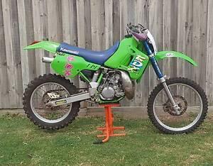 1994 KDX200E 2 Stroke Enduro Dirt Bike Engine Rebuilt Caroline Springs Melton Area Preview