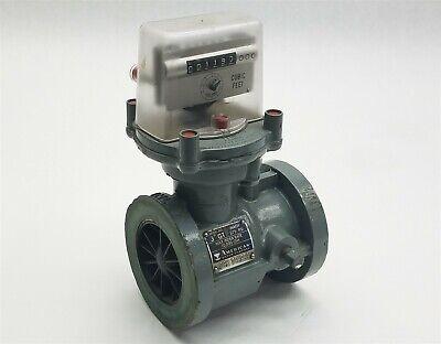 American Meter Company Honeywell 3 Gt Maop 275-psi Turbine Gas Meter 10000cfh