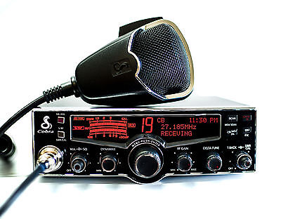 Cobra 29LX  Professional CB Radio with  LCD Display & NOAA Weather - Refurbished
