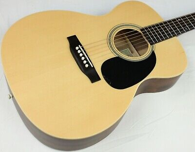 Recording King RO-M9M 000 Acoustic Guitar, All-Solid Woods,Natural, NEW! #RO-M9M