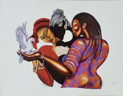 """""""THE PEACE KEEPERS"""" Limited Edition Print"""