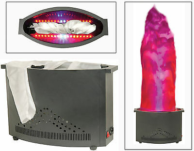 QTX Flame Machine 1.5m QTFX-F1 Fire Effect Machine Party Venue DJ Disco Decor