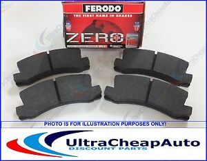 FERODO-FRONT-DISC-BRAKE-PADS-TOYOTA-SPRINTER-STARLET-TERCEL-DB308